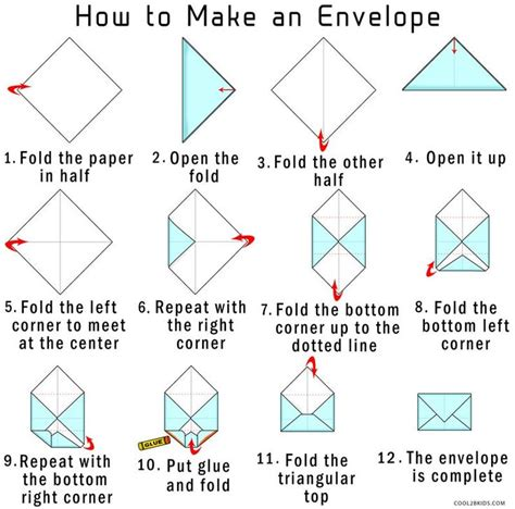 how to make a card out of paper 25 unique diy envelope ideas on paper