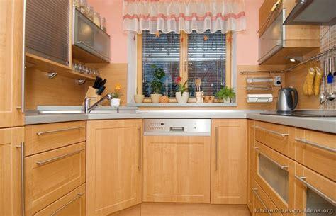 woodwork for kitchen modern light wood kitchen cabinets pictures design ideas
