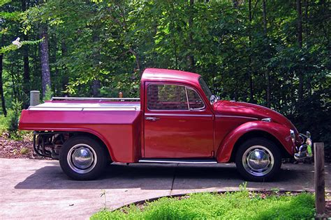 Volkswagen Truck by You Can T Help But This 1967 Vw Beetle Truck