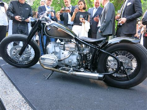 Bmw R by Bmw R 5 Hommage Bobber Conceptbike