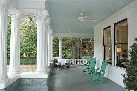 paint colors for porch blue porch ceilings