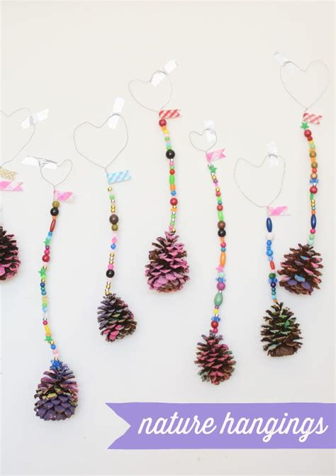 easy nature crafts for best 20 pinecone crafts ideas on
