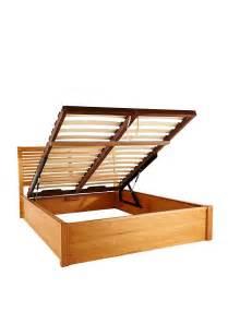 up beds with frame graydon wooden lift up storage bed frame storage beds