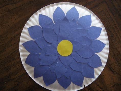 paper plate flower craft crafts kiddie crafts 365 page 14