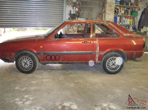 Audi Sport Quattro For Sale by Audi Coupe Quattro Swb Sport Replica Project