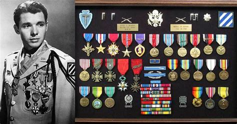 Audie L Murphy by Audie Murphy Was One Of America S Most Decorated Veterans