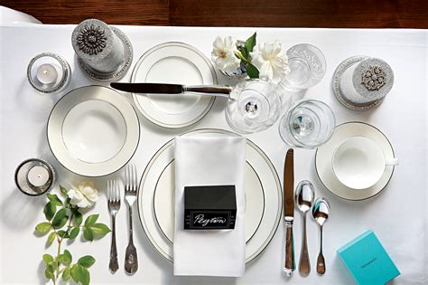 formal dinner setting table setting how to set a proper table