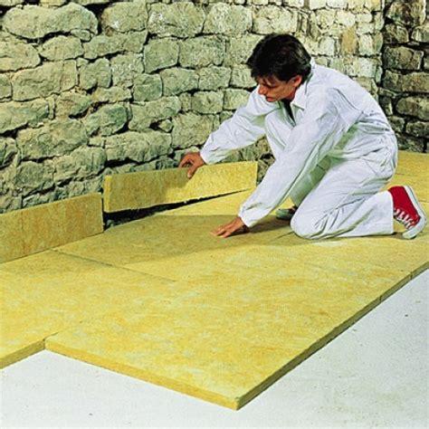 isolation des sols et des planchers maisonbrico