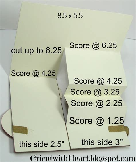 card tutorials step cards on side step card card tutorials