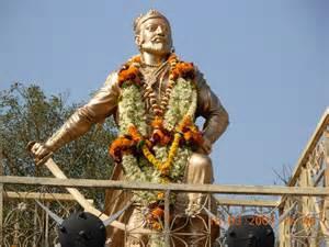 panoramio   photo of chhatrapati sambhaji maharaj statute