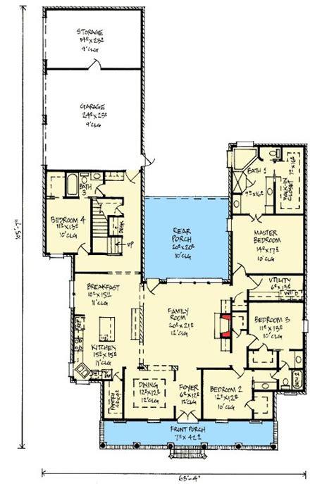 outdoor living floor plans plan 14177kb acadian home plan with outdoor living room house plans home design and outdoor
