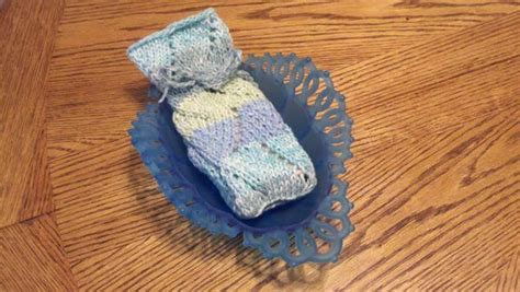 knitted soap holder pattern knitted soap holder knitting and more