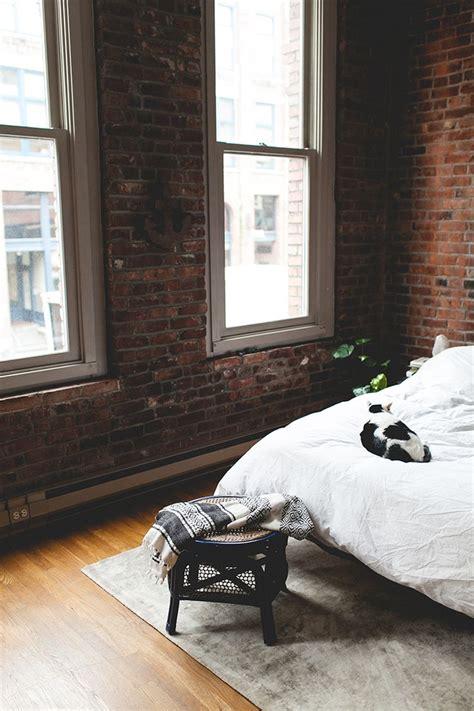 exposed brick bedroom the 25 best exposed brick bedroom ideas on