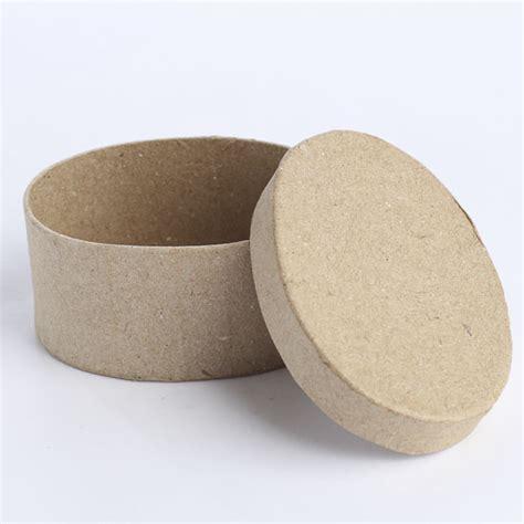 paper mache craft supplies miniature oval paper mache box paper mache basic craft