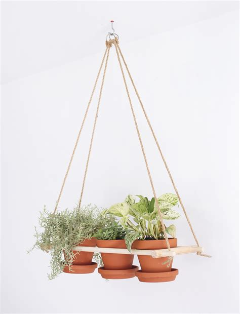 diy hanging planter 187 the merrythought