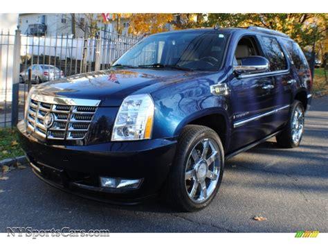 Cadillac Escalade Blue by 2009 Cadillac Escalade Esv Blue 200 Interior And