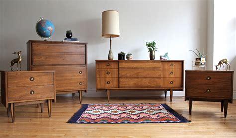 mid century modern furniture bedroom sets mid century modern bedroom set by