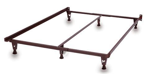 knickerbocker bed frames knickerbocker metal bedframe with glides metro