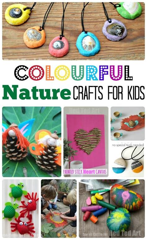 17 Best Ideas About Nature Crafts On