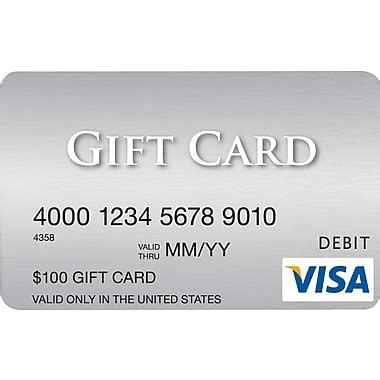 can i make purchases with a visa gift card visa 174 100 gift card staples 174