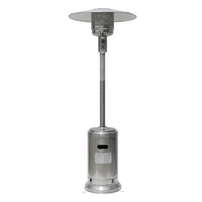 propane patio heaters home depot gardensun 41 000 btu stainless steel propane patio heater