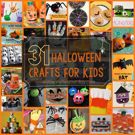 holloween crafts for kid crafts a craft in your day