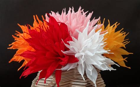 paper craft flowers make how to make beautiful paper flowers diy s day