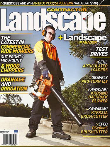 landscape contractor magazine landscape contractor magazine outhouse design