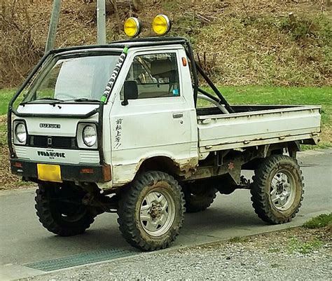 Daihatsu 4x4 Mini Truck by 332 Best Images About Kei Class Vehicles Japan On