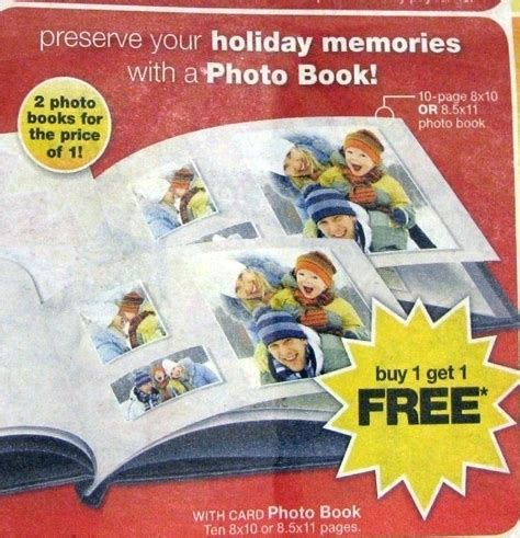 cvs picture book 4 free photo books at cvs my frugal adventures