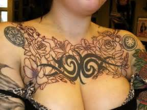 75 nice chest tattoo ideas art and design