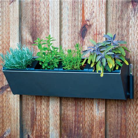 self watering vertical planters self watering vertical planters 22 5 quot vesi self