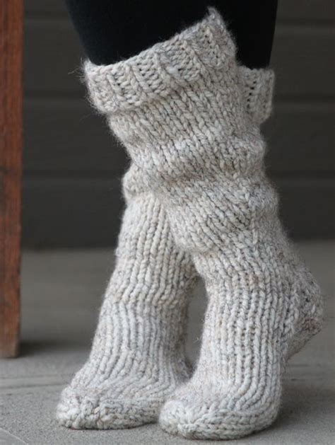 knitted patterns for free best 25 boot socks ideas on socks for boots