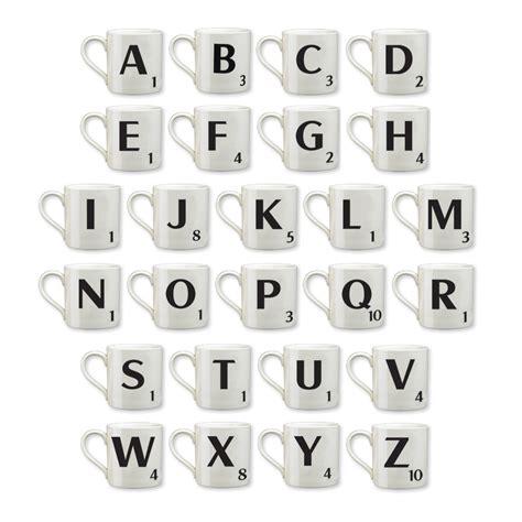 q scrabble mug scrabble mug q at home