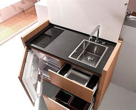 Kitchen Cabinets Making compact kitchen design solution for your small house