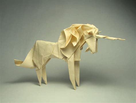easy origami unicorn origami unicorn