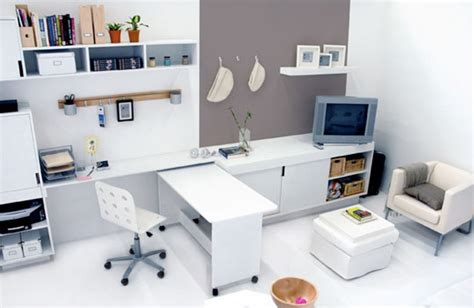 small home office furniture 12 stylish contemporary home office ideas minimalist