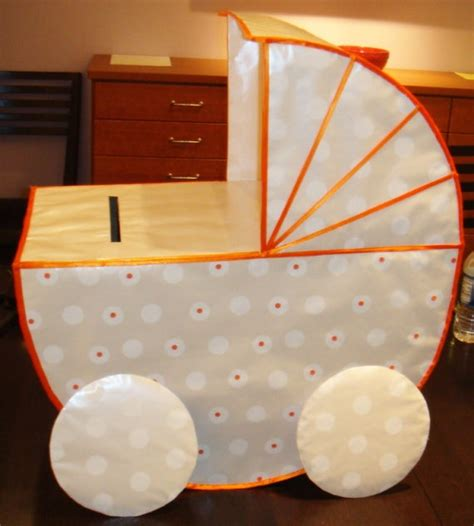 how to make a baby shower card box baby shower card box it s time and gift ideas