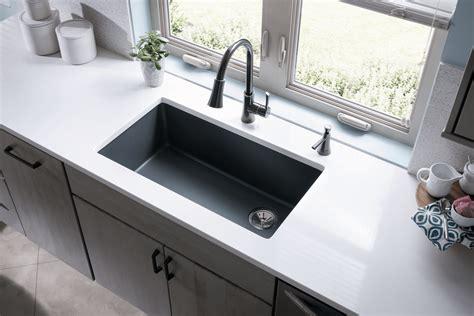quartz kitchen sink quartz sinks everything you need to qualitybath