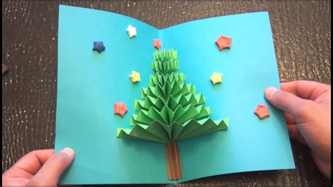 3d cards to make diy 3d pop up card easy how to make