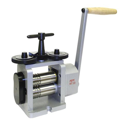 Pepe Tools Rolling Mill 90mm Combination Metal Jewelry