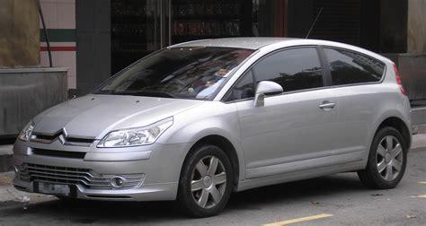 Citroen C4 Coupe by Fichier Citroen C4 Coupe Generation Front