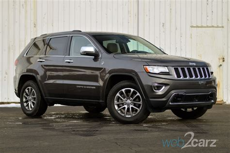 2015 Jeep Limited Review by 2015 Jeep Grand Limited 4x4 Review Carsquare