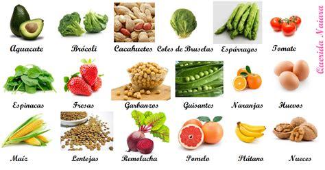 alimentos buenos para las embarazadas alimentos ricos en acido folico para embarazadas dietas