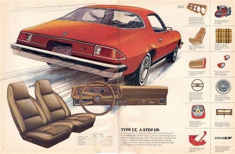 service manual car repair manuals download 1975 chevrolet camaro interior lighting 1975
