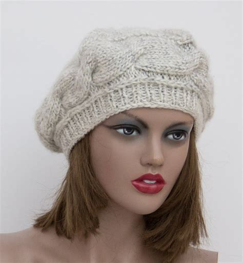 womens knitted hats light gray grey knit hat womens knit hats knitted hat