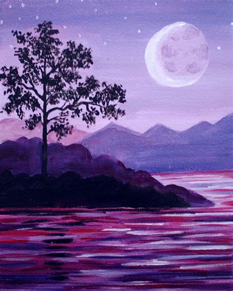 paint nite island ny paint nite violet crescent bay