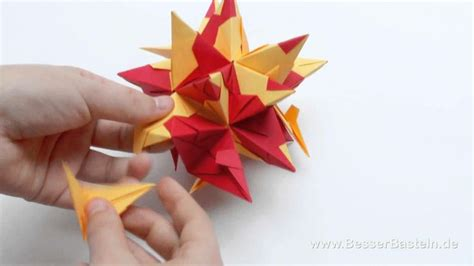 origami bascetta 1000 images about origami sterne on