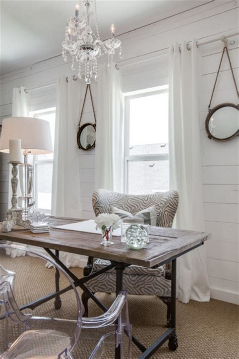 shabby chic home office 15 uplifting shabby chic home office designs that will