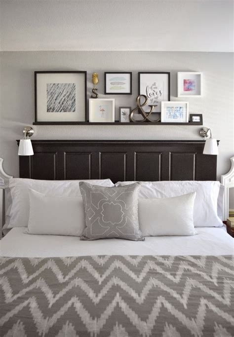 shelving ideas for bedroom walls made2make home tour decorating turning